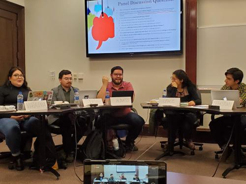 Latinx Mentoring Panel 2020